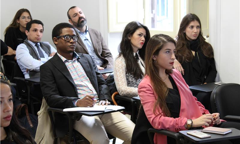 MBA - Master in Business Administration - Rome Business School