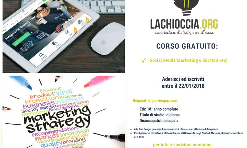 Social Media Marketing e SEO - LaChioccia.org