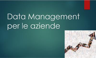 Data Management per le aziende
