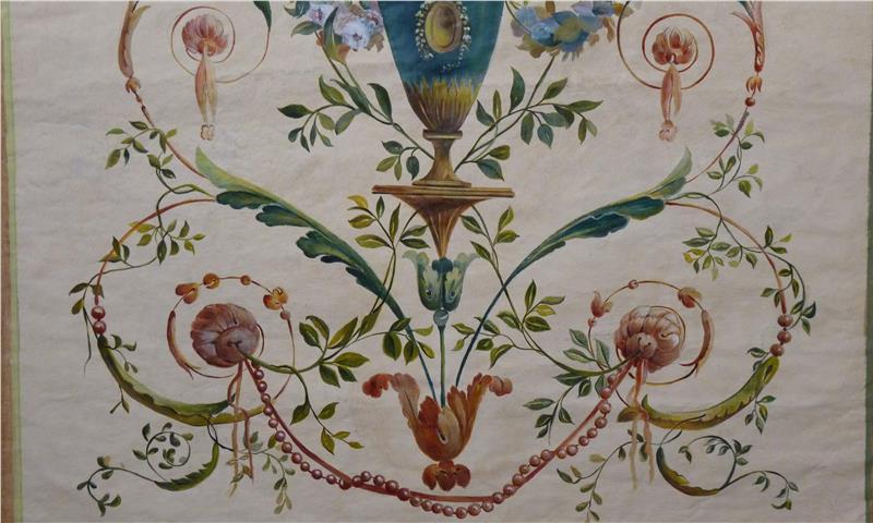 Corso di decorazione grottesche terni - Decorazioni grottesche ...