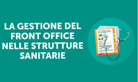 Corso Online Il Front Office nelle Strutture Sanitarie - Life Learning