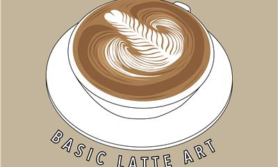 WORK UP - BASIC LATTE ART