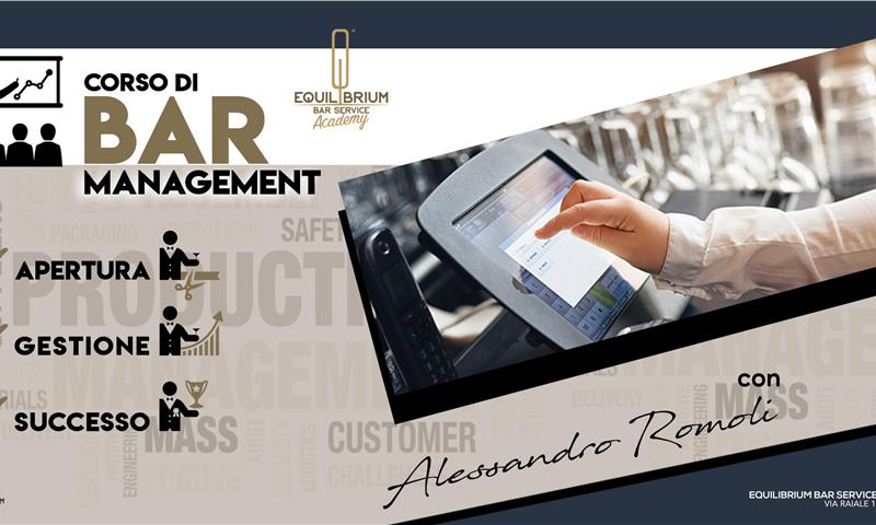 Corso Bar Management - EQUILIBRIUM BAR SERVICE ACADEMY