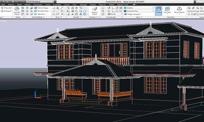 AutoCAD 3D - Modulo ECDL Specialised - Digital Manufacturing