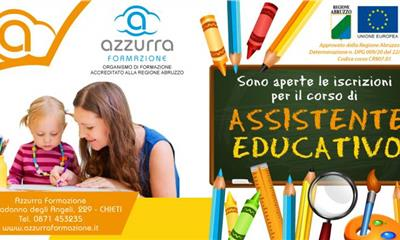 ASSISTENTE EDUCATIVO