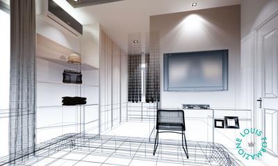Corsi Interior Design Milano.Corso Interior Design Online Livello Avanzato Con Attestato Su