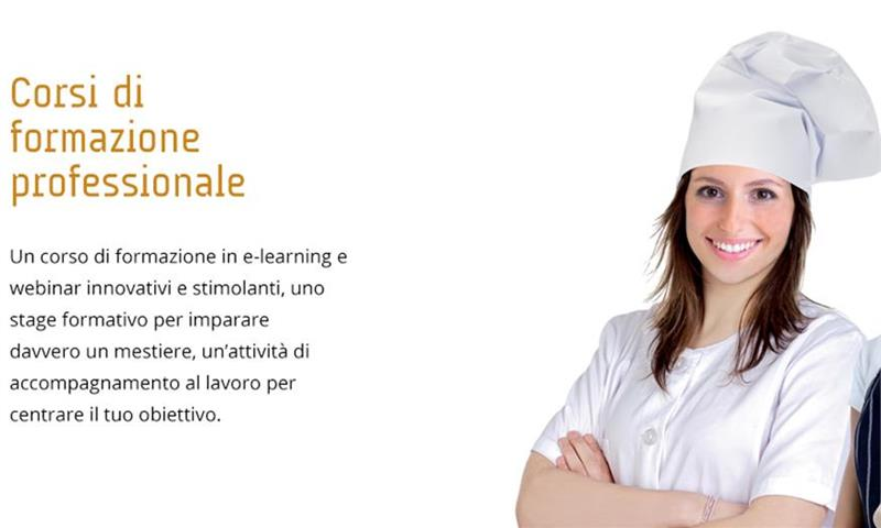 CORSI PROFESSIONALI e-learning+stage in enogastronomia - centro studi UNIVERSITY