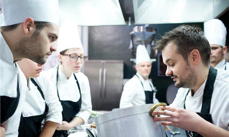 Corso di formazione cucina professionale livello principiante con